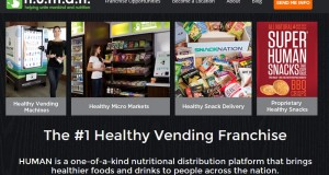 healthy vending franchise review